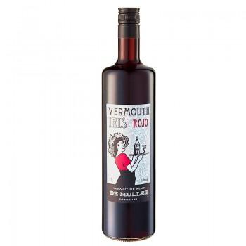 Iris Red Vermouth