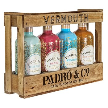 Padró & Co Vermouth Wooden...