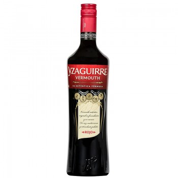 Yzaguirre Classic Red Vermouth