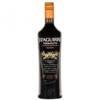 Yzaguirre Reserve Red Vermouth