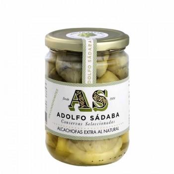 Alcachofas con aceite de...